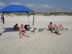 Stranden, yeah --